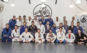 Patrick Hassing at Gordo Jiu-jitsu