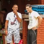 Rommel Cardoso & Robson Gracie Jr
