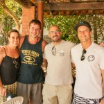 Mr. & Mrs. Daniotti, Master Behring & Luiz Dias