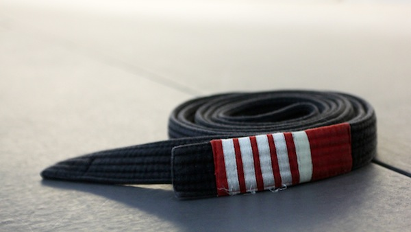 Advice for Training with Black Belts