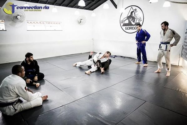 Four Keys to Being a Great Student of BJJ