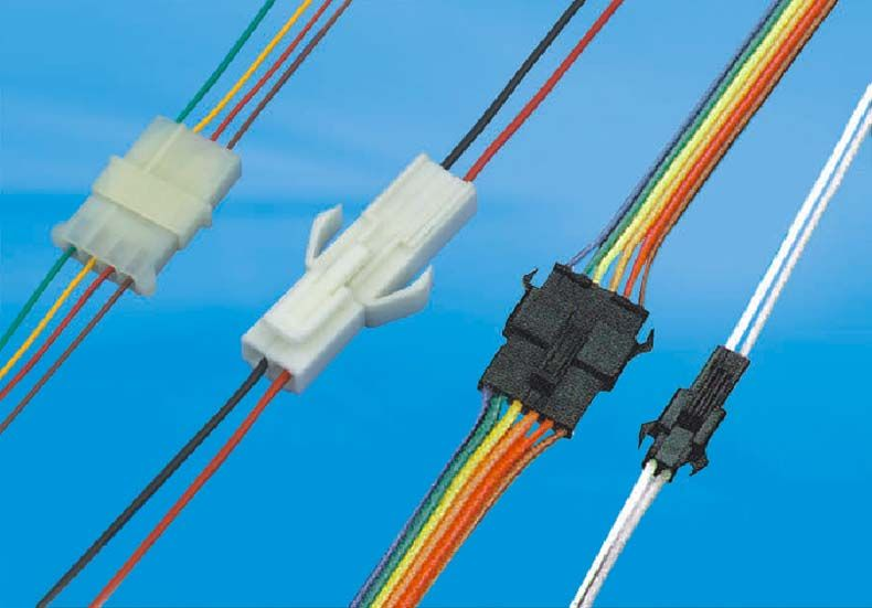 wire harness parts 2-wiring harness - Yueqing Minyang Electric Co,ltd