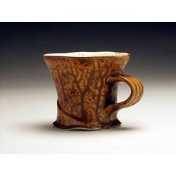 Distinctive Conner Burns Ash Glazed Mug Mugs Handles Conner Burns Mississippi Pottery Mugs Without Handles Making Pottery Mug Handles