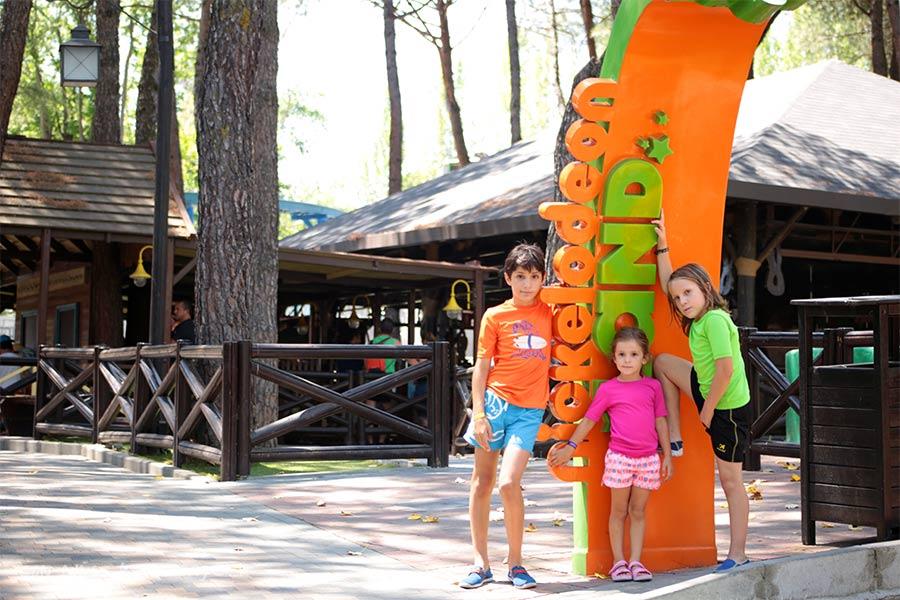 Un Gran Día en el Parque de Atracciones de Madrid