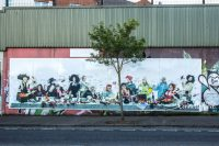 Peace Wall Belfast - The Most Popular Tourist Attraction ...