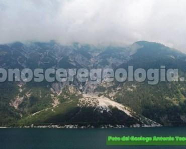 conoide lago di Achensee