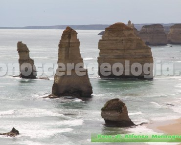 I Dodici Apostoli The Twelve Apostles costa australiana del Port Campbell National Park