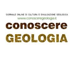 CONOSCERE GEOLOGIA LOGO