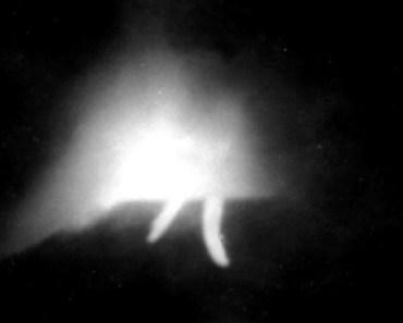 Eruzione Etna 1964