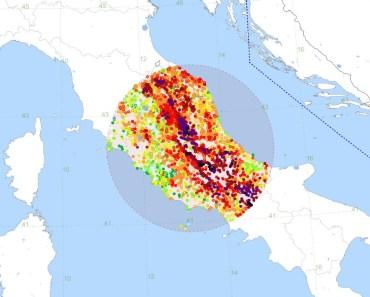 terremoti centro Italia da EDIMIUS