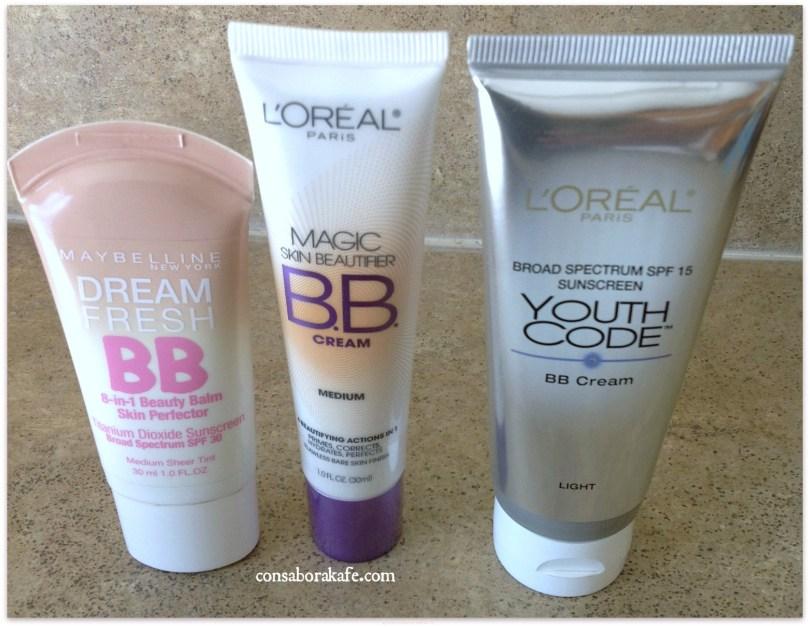 Hablemos sobre las famosas BB cream
