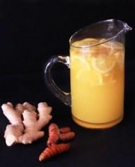 L'infusion citron gingembre curcuma pour stimuler votre système immunitaire