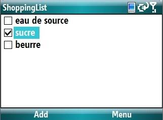 to do list sur smartphone