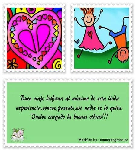 Bonitos Mensajes De Buen Viaje│Lindas Frases De Buen Viaje