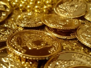 Gold coins. Will gold and silver coin replace paper money soon?