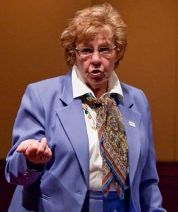 Loretta Weinberg of New Jersey, a long-standing foe of homeschooling
