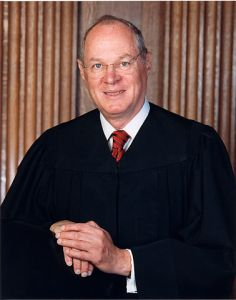 Justice Anthony Kennedy, United States Supreme Court