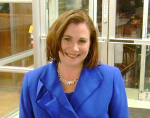 Anna Little, Republican primary candidate in the NJ 6th District