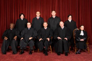 Supreme Court, group portrait 2010