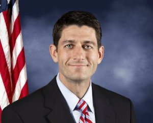 Rep. Paul Ryan (R-WI-1), contender in the Vice Presidential debate