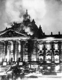 The Reichstag Fire, one of the first staged terror attacks