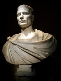The Julius Caesar bust looks like the Obama bust