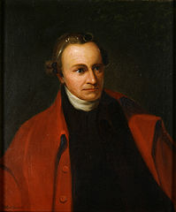 Patrick Henry, who famously said: Give me liberty or give me death