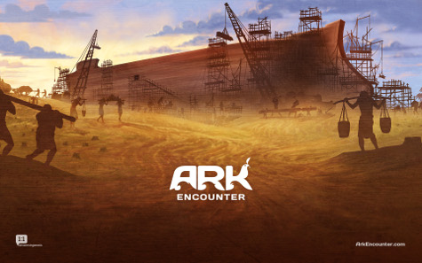 Ark Encounter promotional art