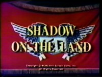 Shadow on the Land title frame