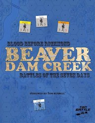 Beaver Dam Creek (new from Tiny Battle Publishing)