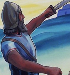 Joshua: Hebrews vs Pagans (new from ADMW Games)