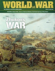 World at War, Issue 50: Zhukov's War (new from Decision Games)
