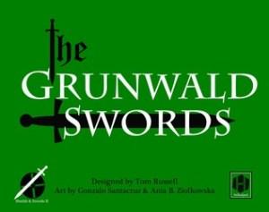The Grunwald Swords (new from Hollandspiele)