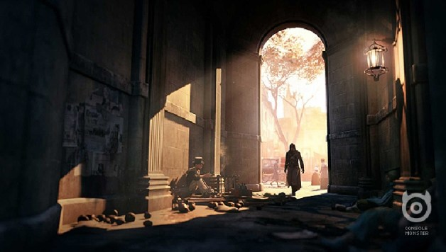 Assassin's Creed Unity and Rogue shipped 10 million copies in 2014
