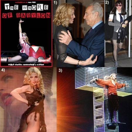 Madonna Whore of Babylon