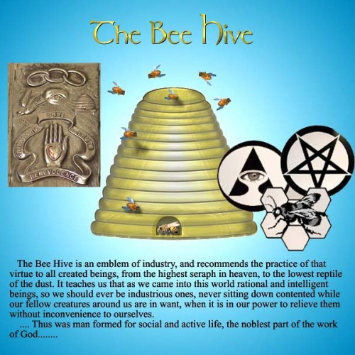 Bee Hive Freemasonry