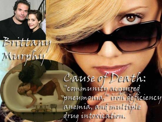 Brittany Murphy Overdose