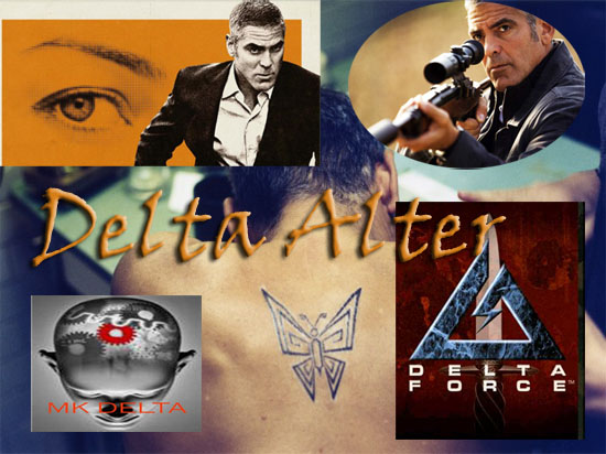 George Clooney MK Delta The American