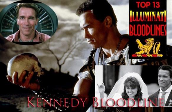Arnold Kennedy Bloodline