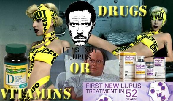 Lady Gaga Lupus
