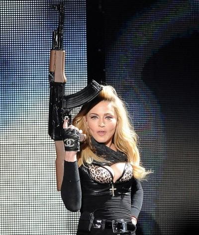 Madonna AK 47