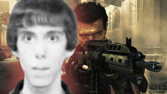 Adam Lanza: Call of Duty