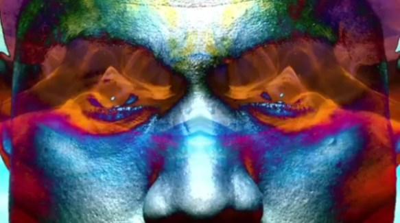 Kanye West Fire Eyes