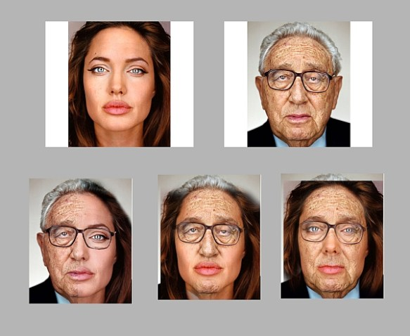 Jolie vs Kissinger