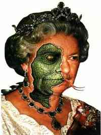 Queen Reptile