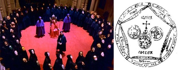Eyes Wide Shut Magic Circle