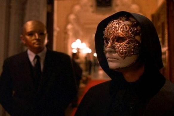 Eyes Wide Shut Mask