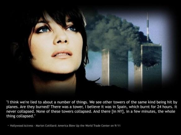 Marion Cotillard WTC