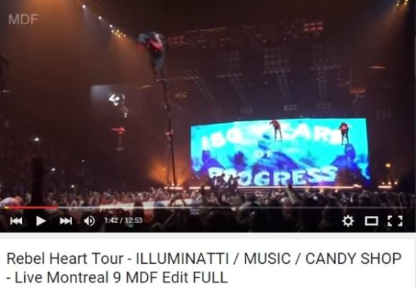 !50 Years Madonna Illuminati