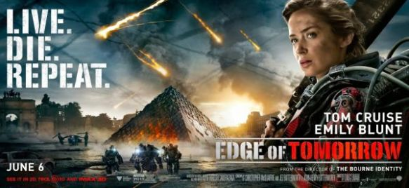 Emily Blunt Edge of Tommorow
